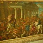 """The Destruction and Sack of the Temple of Jerusalem"" by Nicolas Poussin"