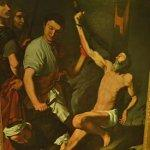 """The Martyrdom of St. Bartholomew"" by Jusepe de Ribera (StreetView)"