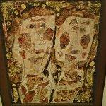 """L'Amour (Love)"" by Jean Dubuffet"