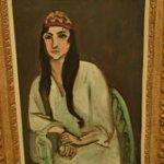 """Girl with a Persian Cap"" by Henri Matisse"