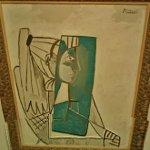 """Portrait of Sylvette David"" by Pablo Picasso"