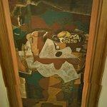 """""""Pitcher, Guitar and Fruit"""" by Georges Braque"""