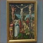 'The Crucifixion of Christ' by Hans Baldung