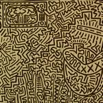 Untitled by Keith Haring (StreetView)