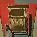 """Guillotine"" by Robert Motherwell"