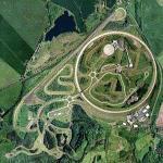 Millbrook test track