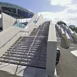 Stairs at Aviva Stadium