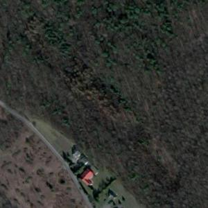 LOT Flight 5055 Crash Site (Google Maps)