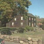 John Adams' birthplace (StreetView)