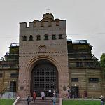 Golden Gate of Kiev (StreetView)