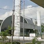 'Salão de Atos Tiradentes' by Oscar Niemeyer