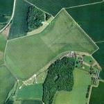 RAF Twinwood Farm (Google Maps)