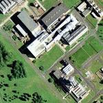 Wind tunnels at Bedford Technology Park (Google Maps)