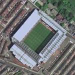 Anfield Stadium (Google Maps)