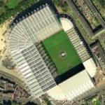 St. James' Park (Google Maps)