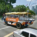 Captain Explorer DUKW (StreetView)