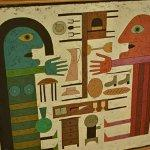 """Oppression of the Object "" by Victor Brauner"