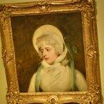 """Portrait of Mrs. Angerstein, née Amelia Lock"" by Thomas Lawrence (StreetView)"