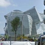 'Novartis' by Frank Gehry (StreetView)