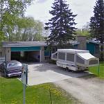 """Pat Hoolihan's house in """"Goon"""" (StreetView)"""