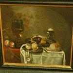 """Table with Still Life"" by Roelf Koets the Elder"