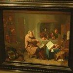 """The Alchemist"" by David Ryckaert III"