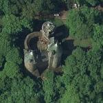 Castell Coch (Google Maps)