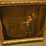 """Cavalier and Soldiers in a Guardroom"" by Jan Cornelisz Verspronck"