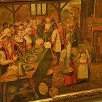 """The Wedding Gifts"" by Peter Brueghel the Younger"