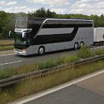 SETRA S 431 DT double decker bus