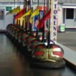 Bumper cars (StreetView)