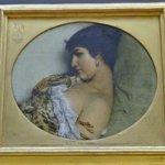 """""""Cleopatra"""" by Lawrence Alma-Tadema (StreetView)"""