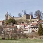 Viverols Castle (StreetView)