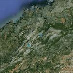 Serra de Tramuntana (Google Maps)