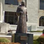 Monument of Junípero Serra (StreetView)