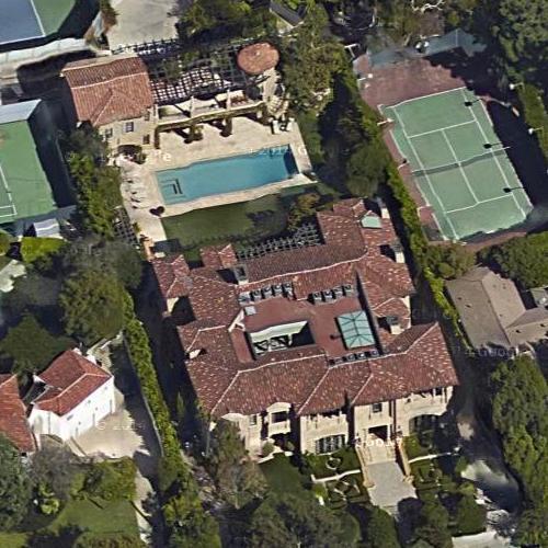 Lee C Samson S House In Beverly Hills Ca Google Maps