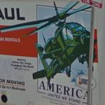 U-Haul (Commemorative Series) - Army