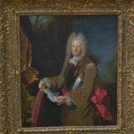 """Portrait of an officer"" by Nicolas de Largillière (StreetView)"
