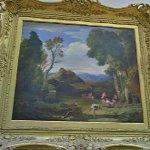"""Classical landscape"" by Charles Lock Eastlake"