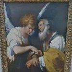 """The release of St Peter"" by Bernardo Strozzi"