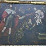 """Adoration of the Magi"" by Andrea Vaccaro (StreetView)"