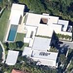 Alex Rodriguez's House (former) (Google Maps)