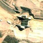 Corumba IV Dam Construction (Google Maps)