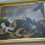 """The boar hunt"" by Frans Snyders"