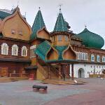 Reconstructed Summer Palace of Tsar Alexei Mikhailovich (StreetView)