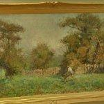 """The gardener"" by Frederick McCubbin"