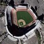Dodger Stadium (Google Maps)