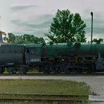 Russian Railways (SZD) #TE-3368 (StreetView)