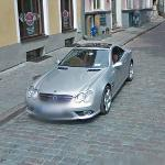 Mercedes SL AMG