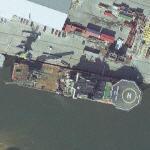 Coflexip Stena Offshore (CSO) Wellservicer (Google Maps)